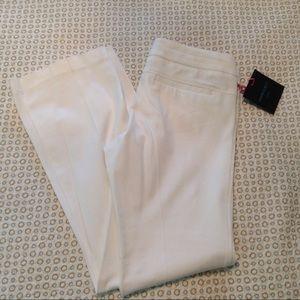 Cynthia Rowley white dress pants
